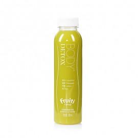 菠蘿黃瓜檸檬梨汁飲料